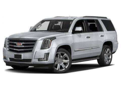 2018 Cadillac Escalade for sale at BIG STAR HYUNDAI in Houston TX