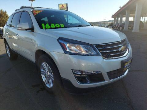 2013 Chevrolet Traverse for sale at Painter's Mitsubishi in Saint George UT