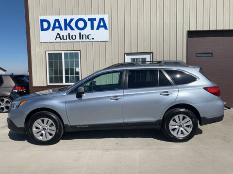 2016 Subaru Outback for sale at Dakota Auto Inc. in Dakota City NE