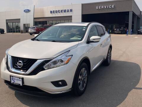 2016 Nissan Murano for sale at St. Louis Used Cars in Ellisville MO