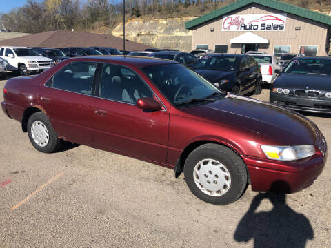 1999 Toyota Camry for sale at Gilly's Auto Sales in Rochester MN