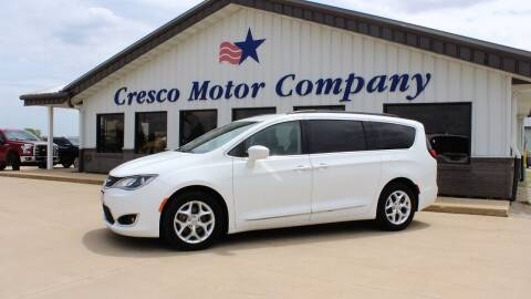 2017 Chrysler Pacifica for sale at Cresco Motor Company in Cresco IA