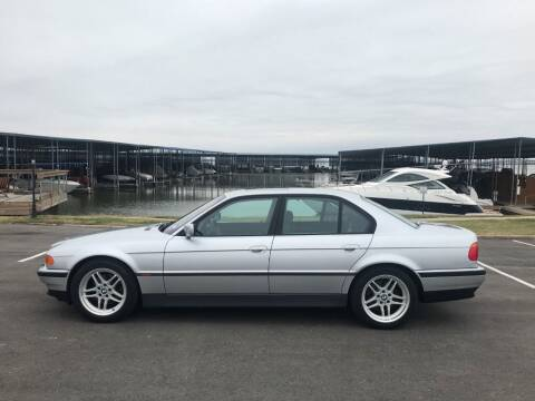 2000 BMW 7 Series for sale at Enthusiast Motorcars of Texas in Rowlett TX