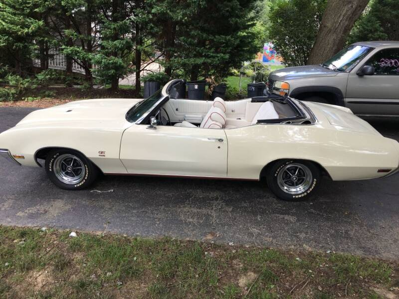 1970 Buick GS STAGE ONE for sale at Black Tie Classics in Stratford NJ