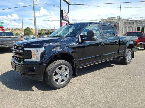 2018 Ford F-150 for sale at Kessler Auto Brokers in Billings MT