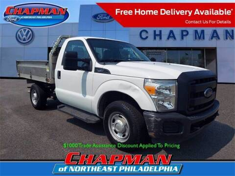2012 Ford F-250 Super Duty for sale at CHAPMAN FORD NORTHEAST PHILADELPHIA in Philadelphia PA