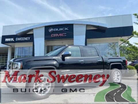 2017 GMC Sierra 1500 for sale at Mark Sweeney Buick GMC in Cincinnati OH