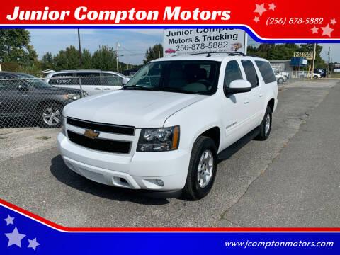 2012 Chevrolet Suburban for sale at Junior Compton Motors in Albertville AL