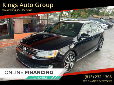 2012 Volkswagen Jetta for sale at Kings Auto Group in Tampa FL