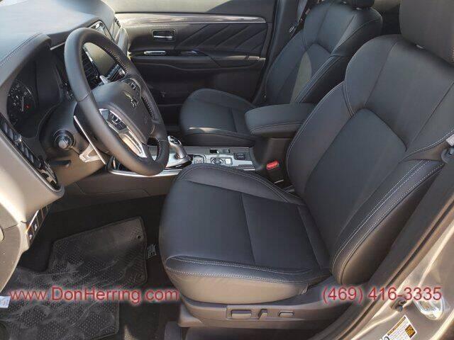 2020 Mitsubishi Outlander PHEV AWD SEL 4dr SUV - Plano TX