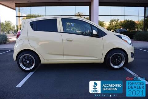 2014 Chevrolet Spark for sale at GOLDIES MOTORS in Phoenix AZ