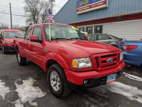 2007 Ford Ranger for sale at Peter Kay Auto Sales in Alden NY