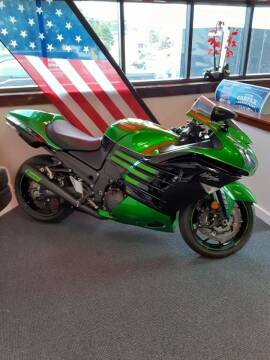 2016 Kawasaki Ninja ZX-14R for sale at Mack 1 Motors in Fredericksburg VA