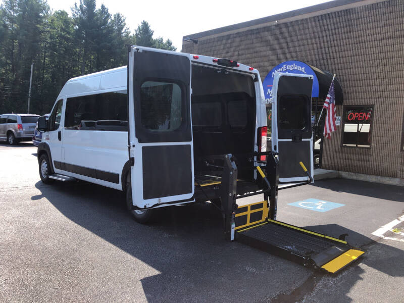 2021 RAM ProMaster Window for sale in Hudson, NH