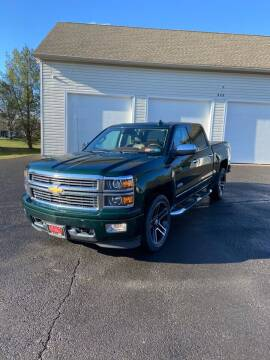 2015 Chevrolet Silverado 1500 for sale at Interstate Fleet Inc. Auto Sales in Colmar PA