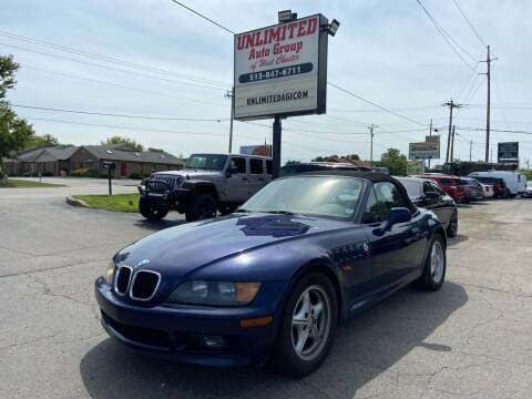 1998 BMW Z3 for sale at Unlimited Auto Group in West Chester OH