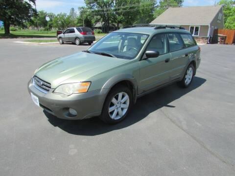 2007 Subaru Outback for sale at Fedder Motors in Mora MN