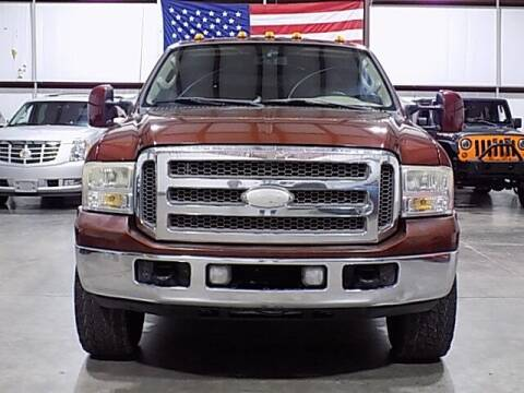 2006 Ford F-350 Super Duty for sale at Texas Motor Sport in Houston TX
