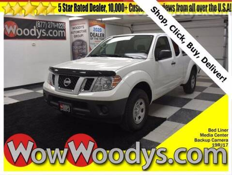 2019 Nissan Frontier for sale at WOODY'S AUTOMOTIVE GROUP in Chillicothe MO