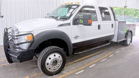 2012 Ford F-550 Super Duty for sale at Gator Truck Center of Ocala in Ocala FL