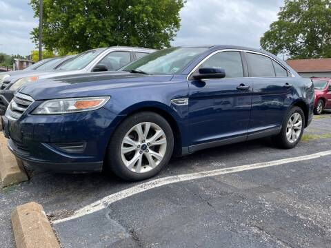 2012 Ford Taurus for sale at COLT MOTORS in Saint Louis MO