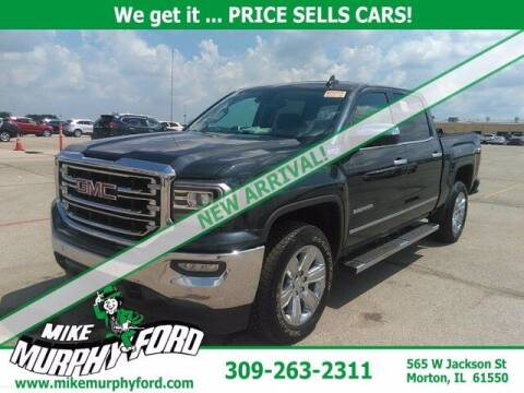 2018 GMC Sierra 1500 for sale at Mike Murphy Ford in Morton IL
