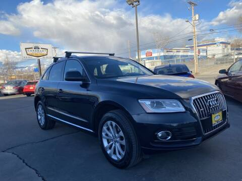 2014 Audi Q5 for sale at CarSmart Auto Group in Murray UT