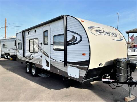 2015 Forest River EVO for sale at Mesa AZ Auto Sales in Apache Junction AZ