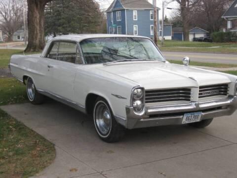 1964 Pontiac Bonneville for sale at Classic Car Deals in Cadillac MI
