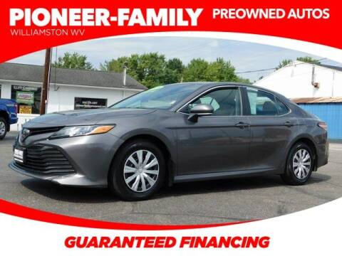 2019 Toyota Camry for sale at Pioneer Family preowned autos in Williamstown WV