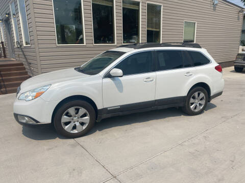 2011 Subaru Outback for sale at Allstate Auto Sales in Twin Falls ID