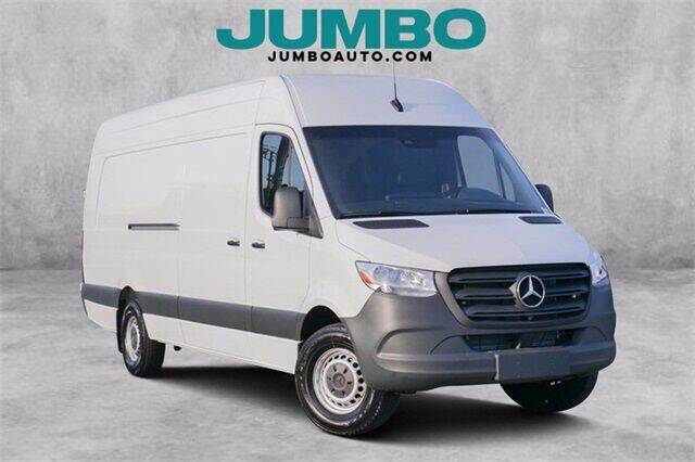 2020 Mercedes-Benz Sprinter Cargo for sale at Jumbo Auto & Truck Plaza in Hollywood FL