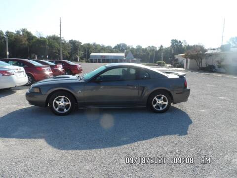 2004 Ford Mustang for sale at Town and Country Motors in Warsaw MO