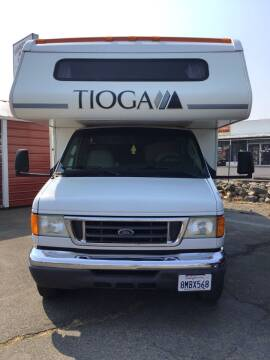 2006 Fleetwood Tioga for sale at Siskiyou Auto Sales in Yreka CA