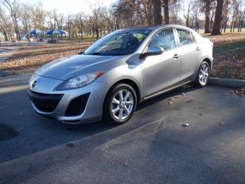 2011 Mazda MAZDA3 for sale at RENNSPORT Kansas City in Kansas City MO