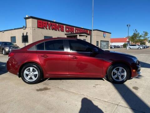 2016 Chevrolet Cruze Limited for sale at Bryans Car Corner in Chickasha OK