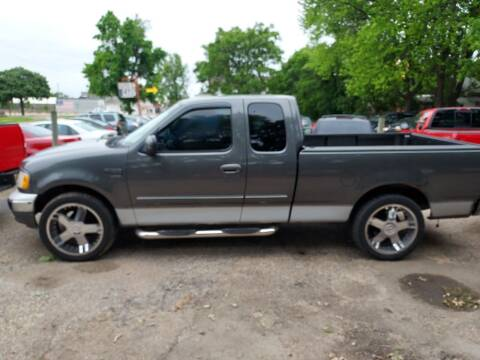 2003 Ford F-150 for sale at D & D Auto Sales in Topeka KS