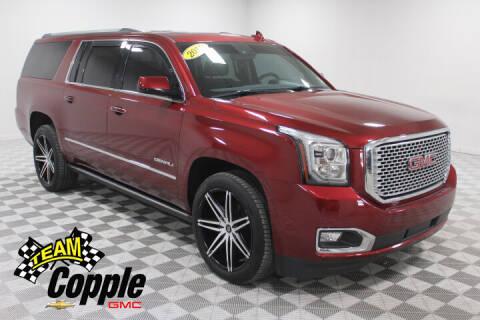 2016 GMC Yukon XL for sale at Copple Chevrolet GMC Inc in Louisville NE