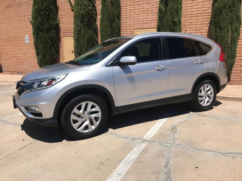 2016 Honda CR-V for sale at Freedom  Automotive in Sierra Vista AZ