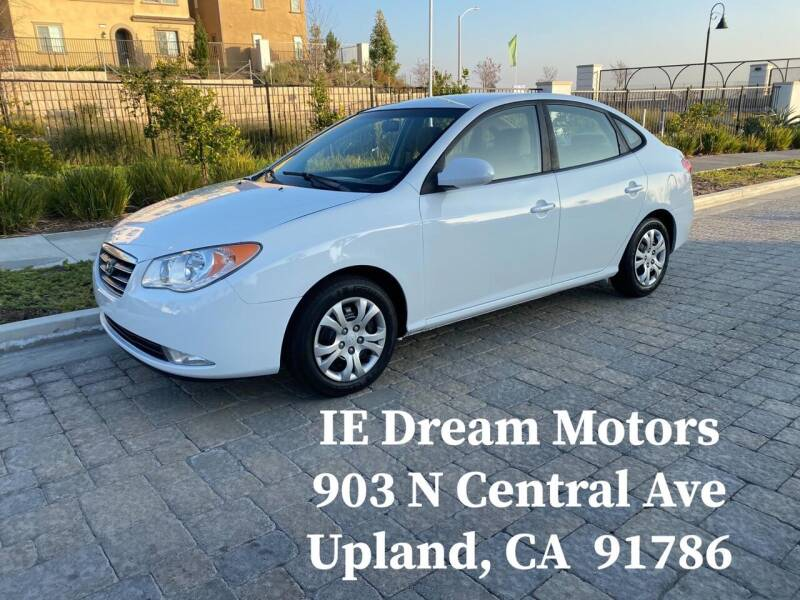 2010 Hyundai Elantra for sale at IE Dream Motors-Upland in Upland CA