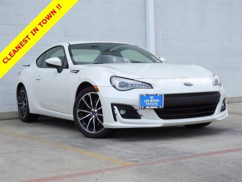 2018 Subaru BRZ for sale at Joe Myers Toyota PreOwned in Houston TX