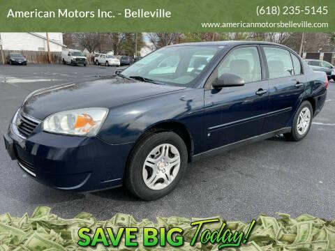 2006 Chevrolet Malibu for sale at American Motors Inc. - Belleville in Belleville IL