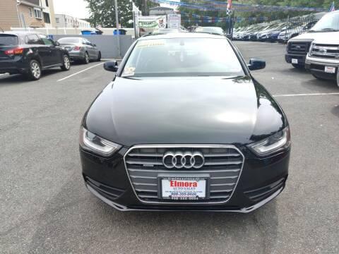 2013 Audi A4 for sale at Elmora Auto Sales in Elizabeth NJ