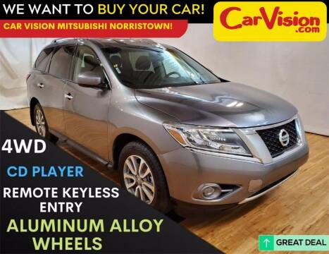 2016 Nissan Pathfinder for sale at Car Vision Mitsubishi Norristown in Trooper PA