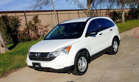 2010 Honda CR-V for sale at The Car Shed in Burleson TX