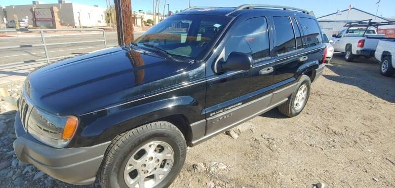 2002 Jeep Grand Cherokee for sale at ACE AUTO SALES in Lake Havasu City AZ