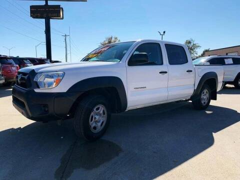 2014 Toyota Tacoma for sale at Bryans Car Corner in Chickasha OK