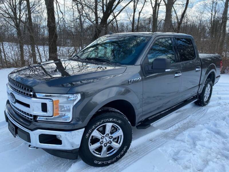 2018 Ford F-150 for sale at Kenny Vice Ford Sales Inc - USED Vehicle Inventory in Ladoga IN