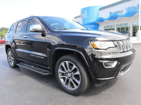 2017 Jeep Grand Cherokee for sale at RUSTY WALLACE HONDA in Knoxville TN