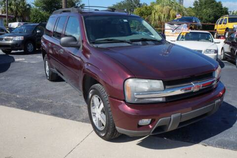 2006 Chevrolet TrailBlazer EXT for sale at J Linn Motors in Clearwater FL